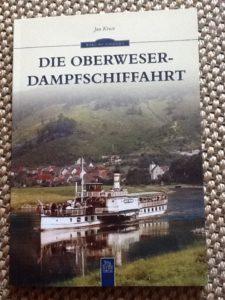 Buch Oberweserdampfschifffahrt